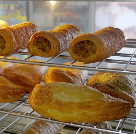 Gluten Free Hot Pastry Selection