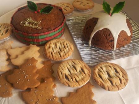Gluten Free Christmas Range